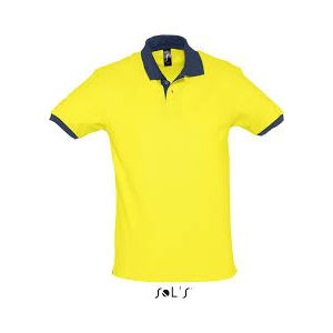 Polo Prince Polo Prince lemon-french navy