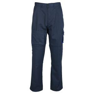 Εργατικό παντελόνι Μπλε ERGOLINE