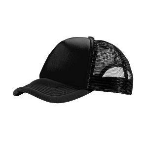Καπέλο Trucker Μαύρο